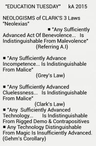 Clark 3rd Law 1.