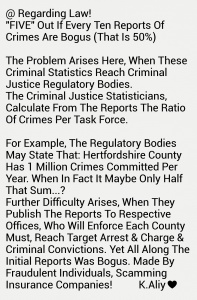 Mis-Justice Injustice